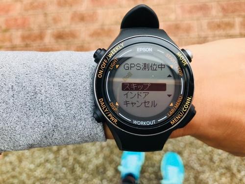 caf75703cb GPS付きランニングウォッチ「エプソンSF-850」を使ってみた口コミ比較 ...