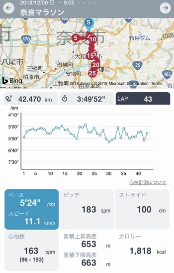 奈良 マラソン 2018 コース
